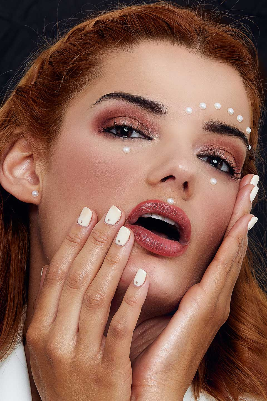 Sesion Beauty Pearls © Ruben Baron Phorography