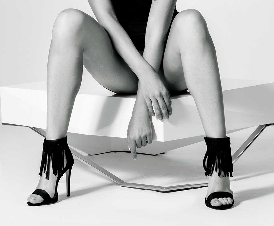 Fotografia de Moda y Belleza - Yanguas Professional © Ruben Baron - Photograpy
